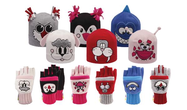 Berretti e guanti